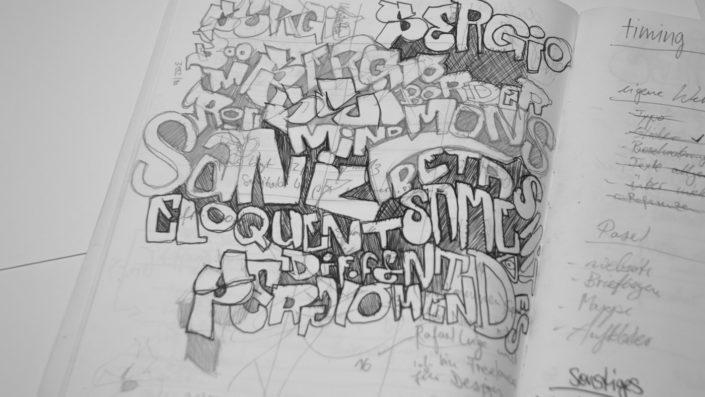 Illustration text